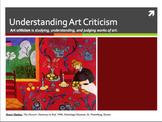 Art Criticism Powerpoint