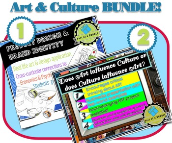 Art & Culture / Brand Identity BUNDLE! Art can influence S