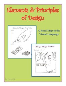 Art - Elements & Principles of Design Mini Unit