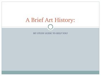 Art History: Ancient World