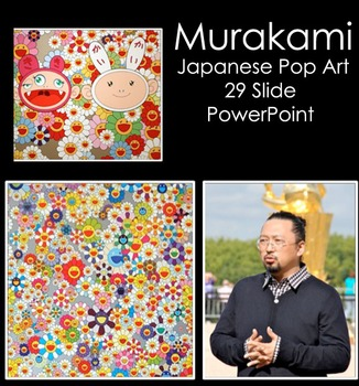 Art History-Japanese Pop Art:Murakami