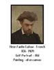 Art History: Self Portrait Cards