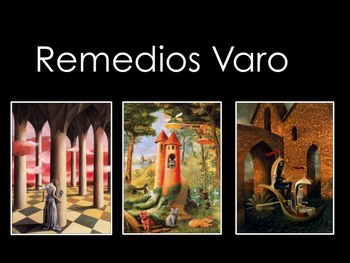 Art History-Surrealism/Remedios Varo