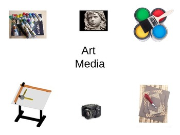 Art History powerpoint-Textbook-Art in Focus, 2001. Chapter 3,4,5