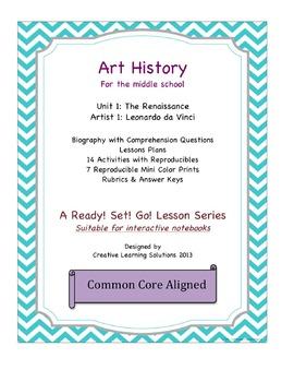 Art History:Exploring the Renaissance-14 Leonardo da Vinci