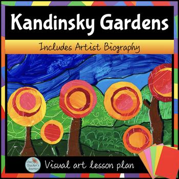 Art: Kandinsky's Garden