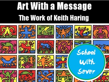 Art Keith Haring Lesson Art PowerPoint Keith Haring PowerP