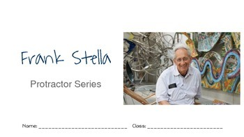 Art Lesson Plan w/ Math: Using Frank Stella and a Protractor