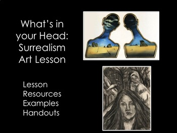 High School Art Lesson-Surrealism