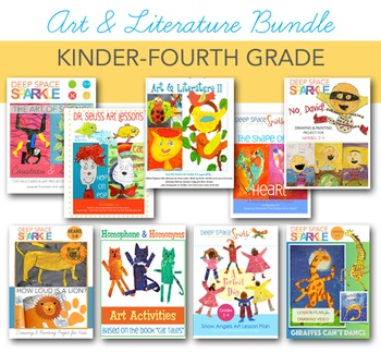 Art & Literature Bundle