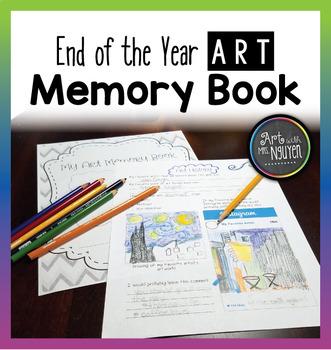 Art Memory Book