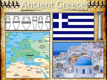 Art Presentation: Ancient Greece & Decorating a Pot