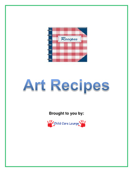 Art Recipes