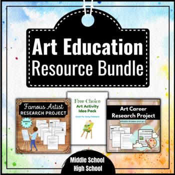 Art Resource Bundle (Save money!)