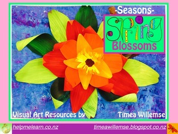 Art Seasons: Spring Blossoms