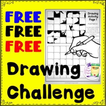 Freebie - Art Secret Drawing Lesson