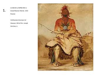Art Slideshow - George Catlin's art of Native American life