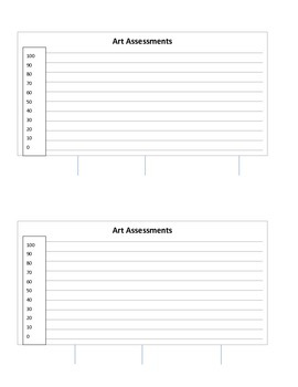 Art Student Growth Chart