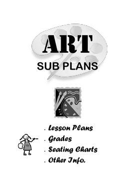 Art Sub Binder Cover Page