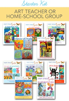Art Teacher & Home-School Starter Pack