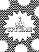 "Art Therapy Counseling Lesson Plan: Self/""I am Special"""