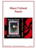Art Unit: Maori Cultural Panels (NZ) by Timea Willemse