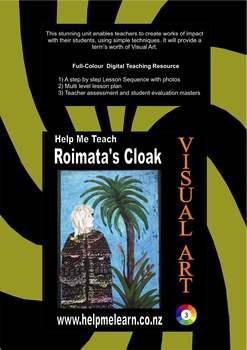 Art Unit: Roimata's Cloak