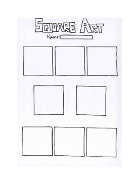 Art Unit- Shape (lessons 4-6) Grade 4