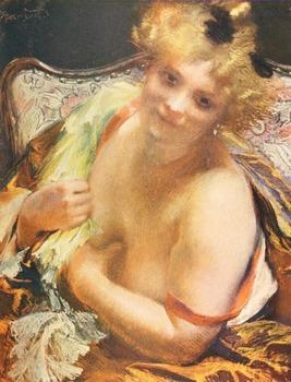 Art by Genre - Impressionists B-G