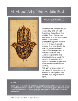 Islamic & Middle Eastern Art