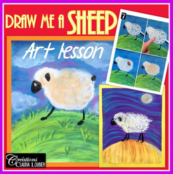 Art Project : Draw Me a Sheep !