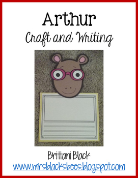 Arthur Craft and Writing