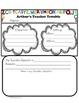 Arthur's Teacher Trouble Literacy Activities for Grades 2-3