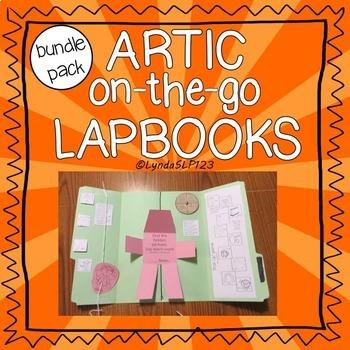 Artic On-The-Go Lapbooks Bundle Pack