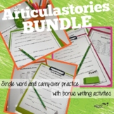 ArticulaStory BUNDLE and Save! for R, S, TH, SH and CH