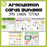 Articulation Cards & Data Collection Bundle