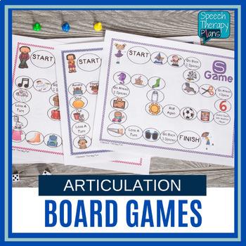 Articulation Games (Board Games)