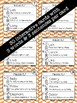 Articulation - L - Words and Sentences - Interactive Task Cards