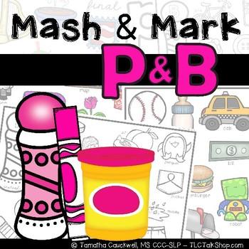 Articulation P & B: Dough N' Go