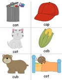 Articulation Picture Cards: Initial/Final /k/