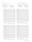 Articulation Progress Monitoring Charts - Kid Friendly!