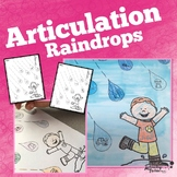 Articulation Raindrops