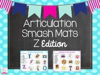 Articulation Smash Mats: Z Edition