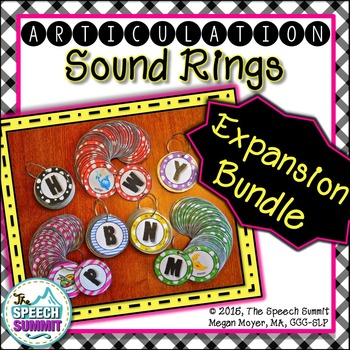 Articulation Sound Rings: Expansion Bundle