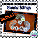 Articulation Sound Rings: Sh, Ch, and J