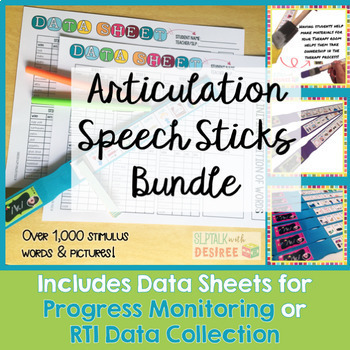 Articulation Sticks Growing Bundle