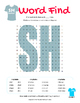 Articulation Word Search - SH Sound