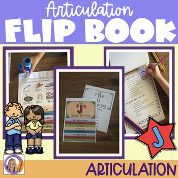 Articulation flip book- 'j' (dz)