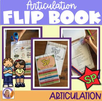 Articulation flip book- 'sp' blend