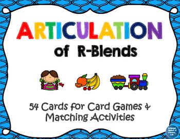 Articulation of R-Blends
